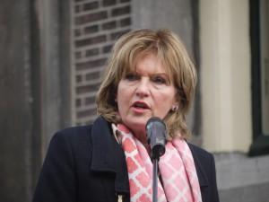 D66 Tweede Kamerlid Pia Dijkstra